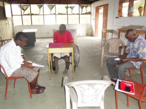 Meeting for Prayer