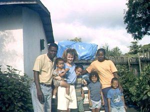 Ngenda Family Photo